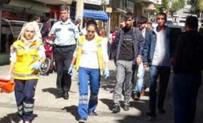 Gaziantep'te 'park' Kavgası: 4 Yaralı