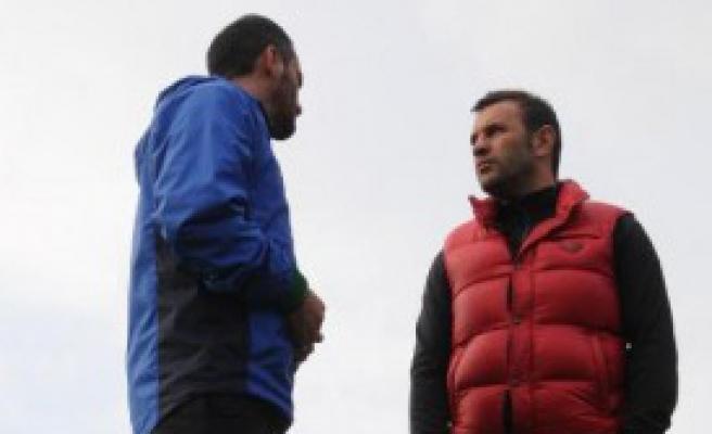 Gaziantepspor'da Yüzler Gülüyor