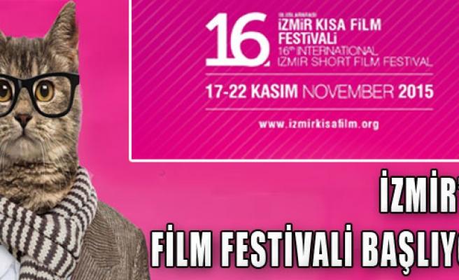 İzmir'in Film Festivali Başlıyor