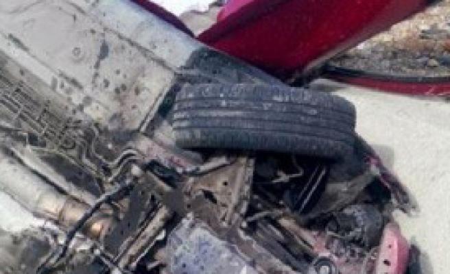 Sinop'ta Tır Otomobil İle Çarpıştı: 5 Ölü
