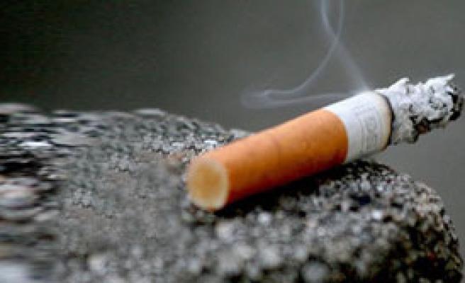 Sigara Triyakileri Yandı