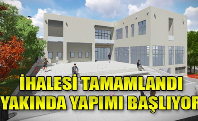 Aliağa'ya Kültür Merkezi