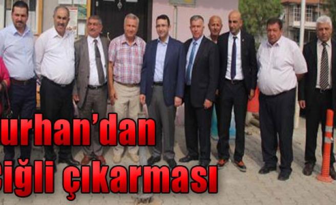 Turhan'dan Çiğli Çıkarması