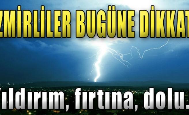 İzmir İçin Bir Uyarı Daha