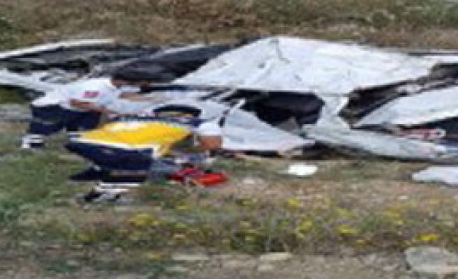 Amasya'daki Kazada, Aynı Aileden 2'si Çocuk 4 Kişi Öldü, 1 Kişi Ağır Yaralandı