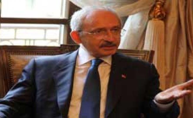 Kılıçdaroğlu Manisa'ya Çıkarma Yapacak
