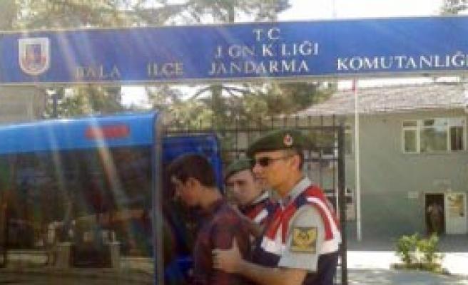 İstanbul'da Cinayet İşledi, Ankara'da Yakalandı