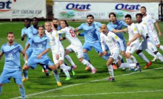 Samsunspor-Adana Demirspor: 0-1