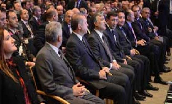 Başbakan'ı Barkovizyondan İzledik