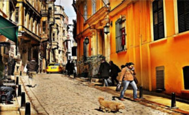 İstanbul'da Apartlara Şok!