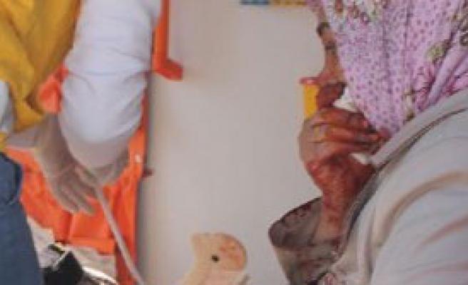 Kars'ta Piknik Dönüşü Kaza, 6 Yaralı