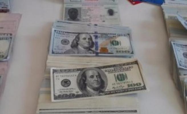 69 Bin Dolar Çalan Hırsızlar Yakalandı