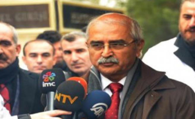CHP Sağlık Komisyonu Üyeleri Diyarbakır'da
