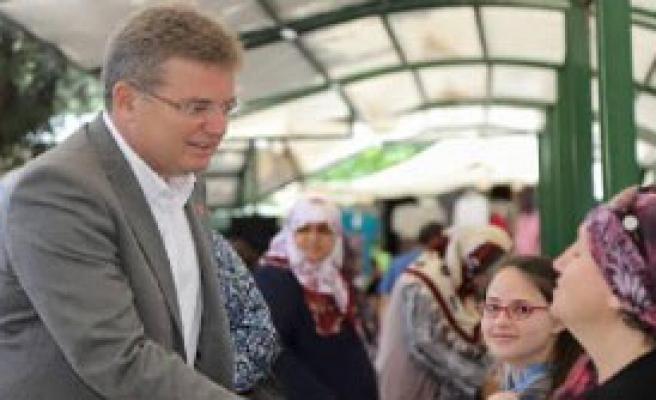 Savaşan, 'İzmir'de Kahvenin Hatırı Vardır Ama Oy'u Yoktur'