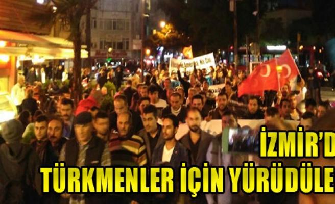 Türkmenler İzmir'de Unutulmadı