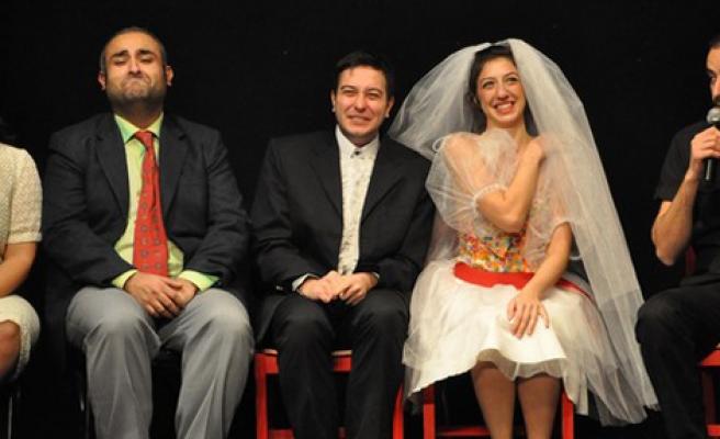 'Düğünde Panik'