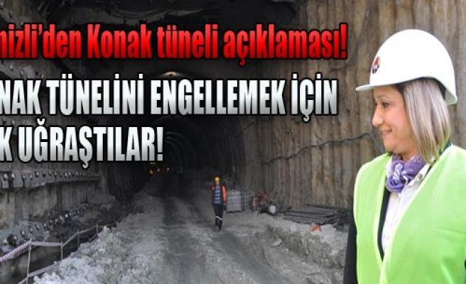 Denizli Konak Tünellerini Gezdi!