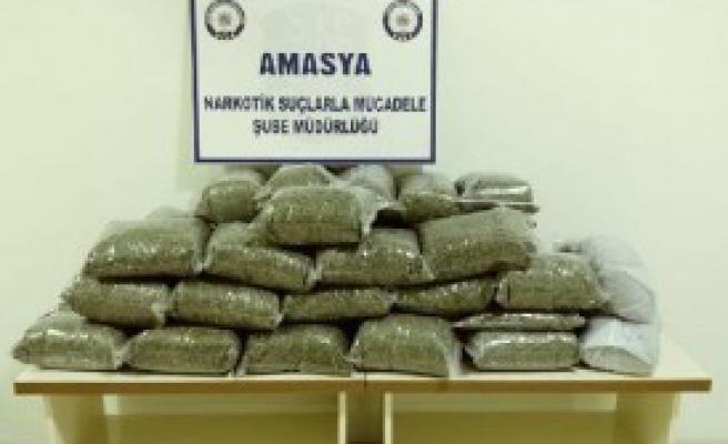21 Kilo Uyuşturucu Ele Geçirildi