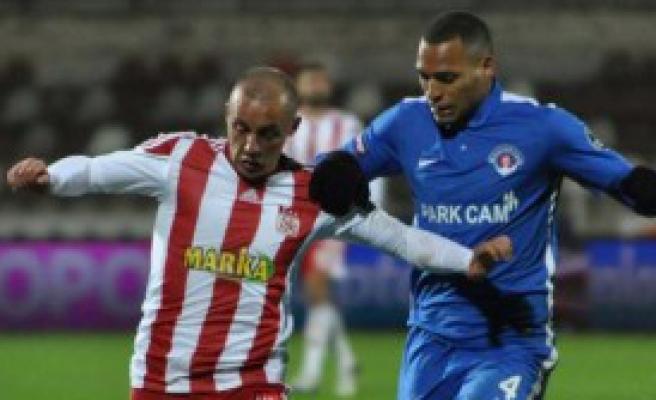Medicana Sivasspor - Kasımpaşa : 1-0