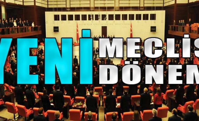 Yeni Meclis Yeni Dönem