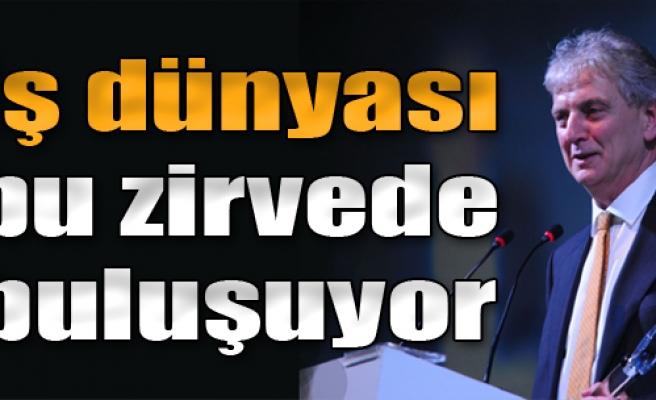 İzmir'de Yönetim Danışmanlığı Zirvesi