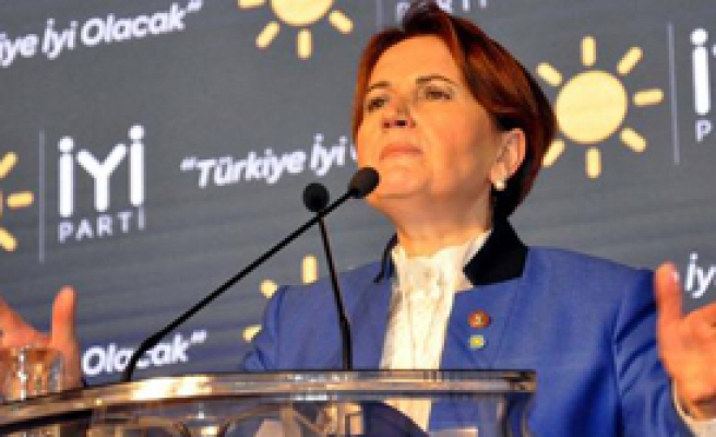İYİ Parti'den İttifak Teklifi