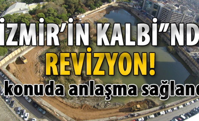 İzmir'in Kalbinde Revizyona Gidildi