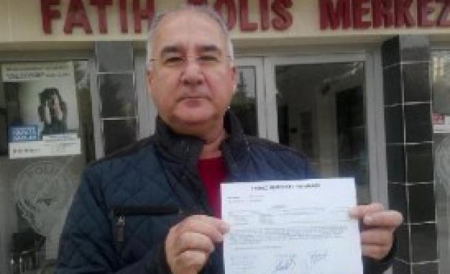 Ümit Turmuş'a Stada Giriş Yasağı