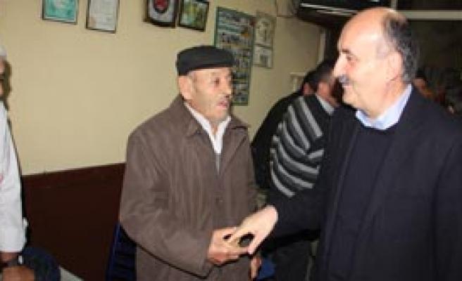 Bakana Edirne'de Büyük Şok