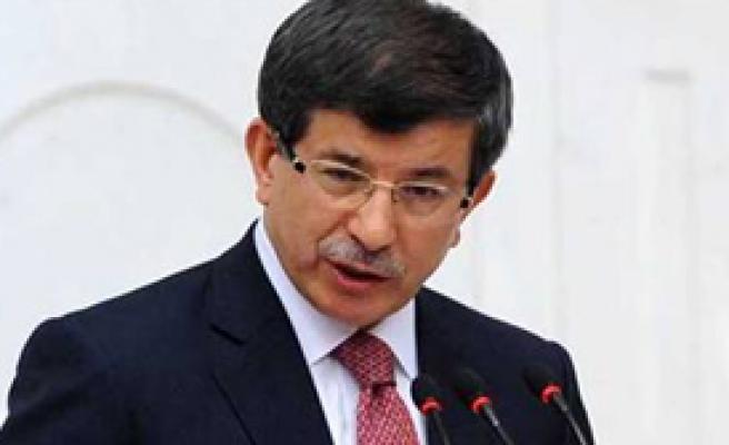 CHP Davutoğlu Hakkında Gensoru Verdi