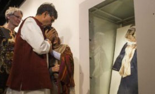 Malala'ya Devlet Başkanı Protokolü