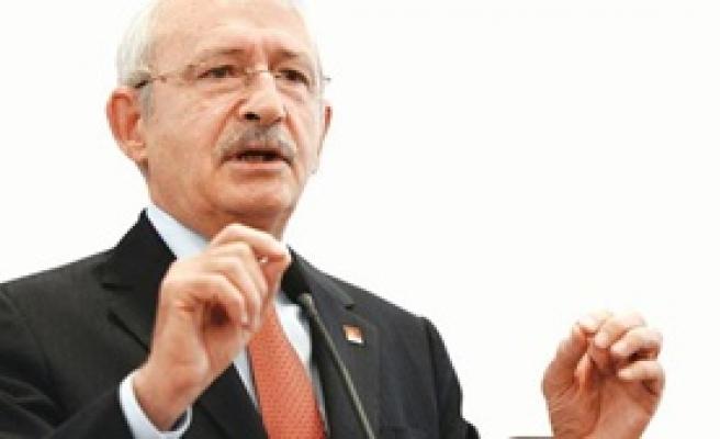 Kılıçdaroğlu Konuştu..
