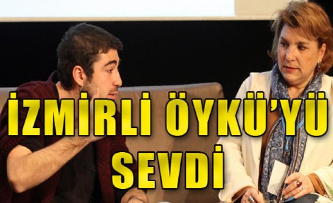 İzmirli Öykü'yü Sevdi
