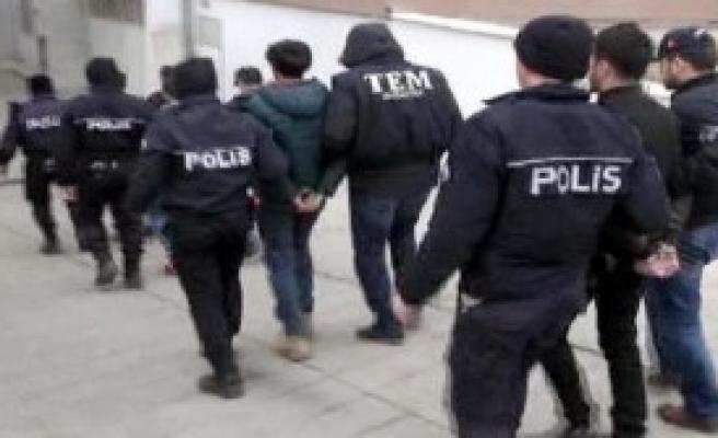 7 İlde PKK Operasyonu: 14 Tutuklama