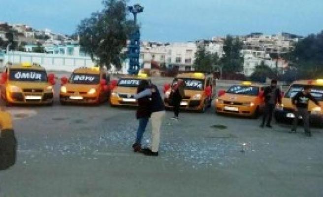 7 Taksiyle Sürpriz Evlilik Teklifi