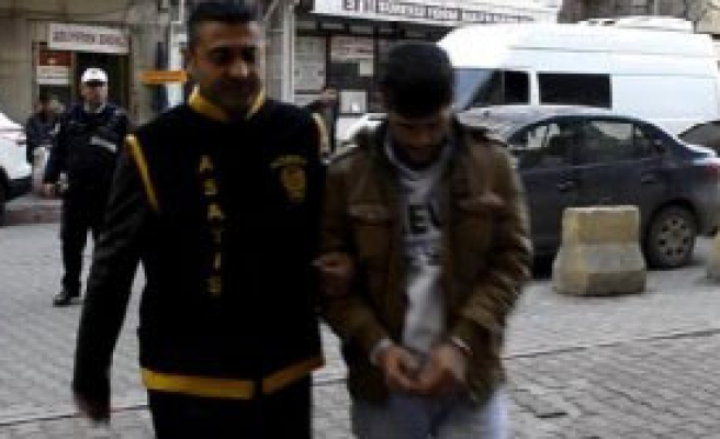Mahkum Olan 3 Sanık Tutuklandı