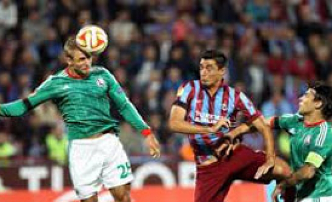 Trabzonspor Üzgün Ama Umutlu