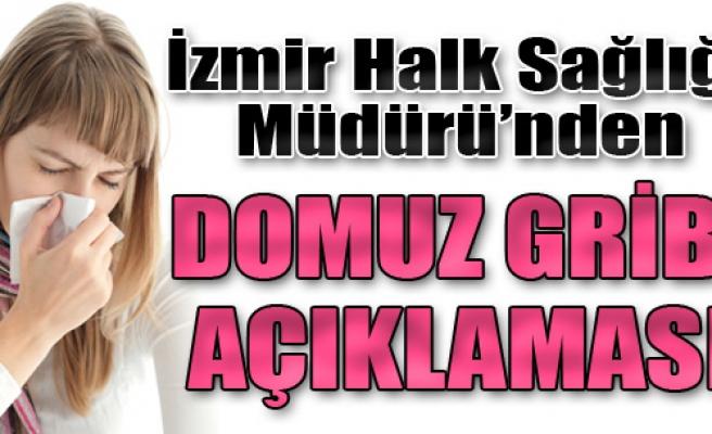 İzmir Halk Sağlığı Müdürü Açıkladı...
