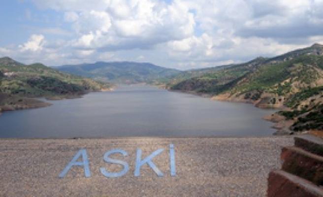 Ankara'da Su Sıkınıtısı Yok