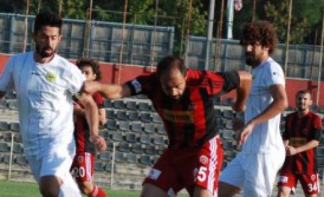 Çorum Belediyespor-Çine Madranspor: 3-0