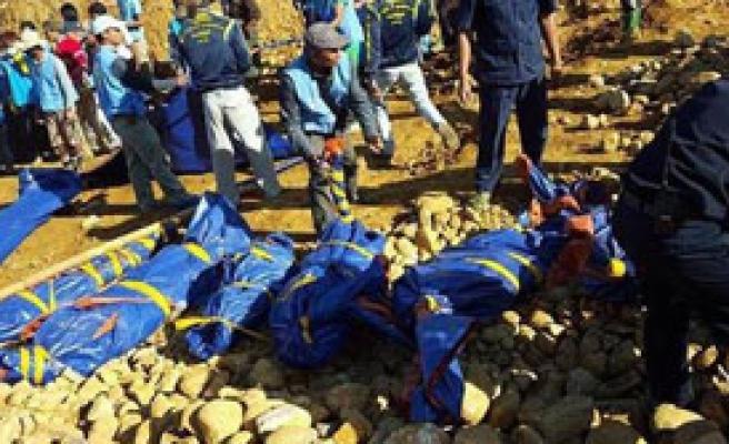 Maden Faciası! En Az 90 Ölü