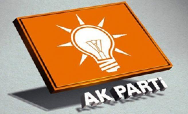 AK Parti Aday Listesinde Sürpriz