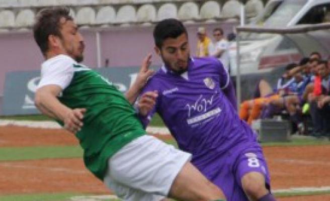 Orduspor-Kırklarelispor: 0-1
