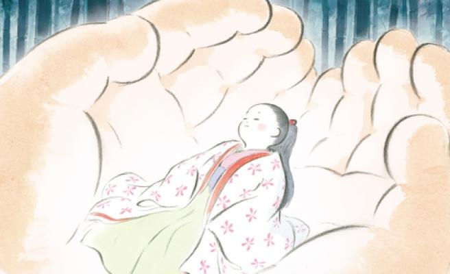 'Prenses Kaguya Masalı'