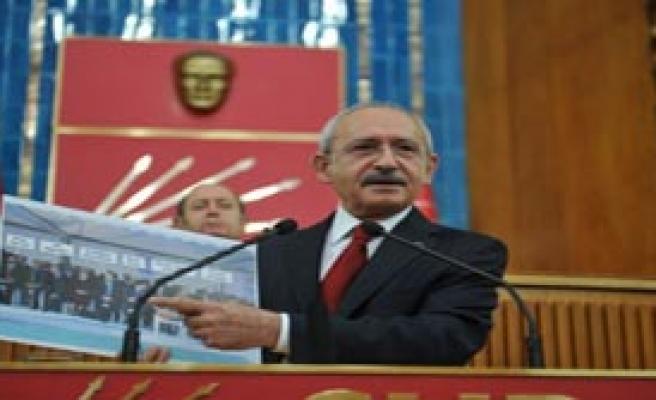 Kılıçdaroğlu'nun Kayseri Mitingi İptal