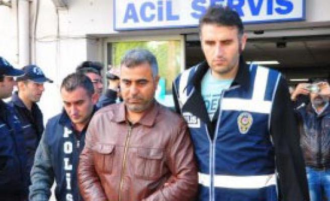 Gözaltına Alınan 5 Polis Adliyede