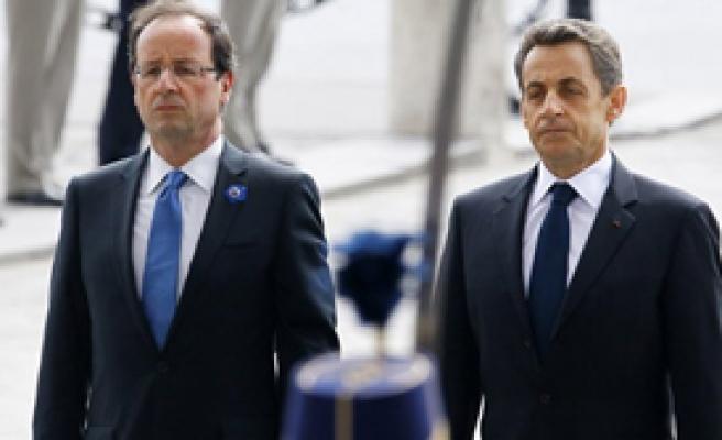 Sarkozy'nin Veda Günü
