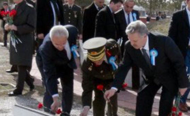 Erzincan'da Kurtuluş Coşkusu