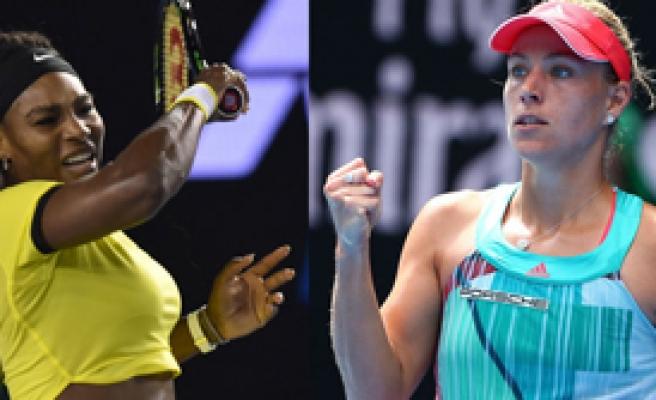 Wimbledon'ın Kraliçesi Serena Williams