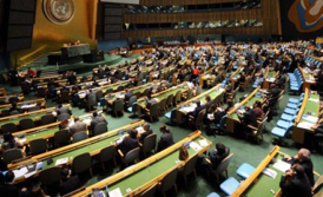 Suriye Toplantıyı Terk Etti